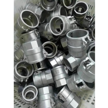Precise Metal CNC Machining Parts Outsourcing Metal Parts