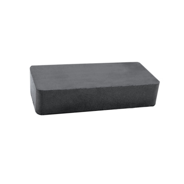 Y35 Big Ferrite Block Magnet for Industrial using