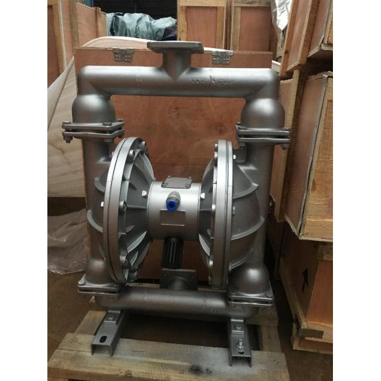 QBY stainless steel pneumatic diaphragm pump