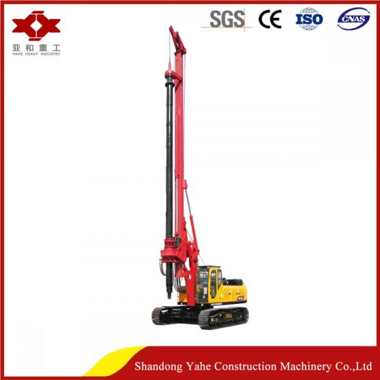 Dingli produce new style pile driver DR-160
