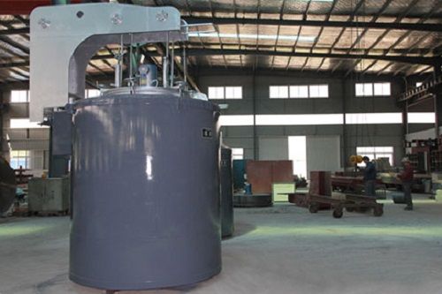 Pit-Type Gas Carburizing Furnace