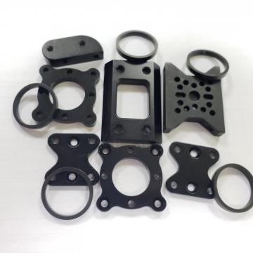 Customized audi aluminum chassis mount for RC toy