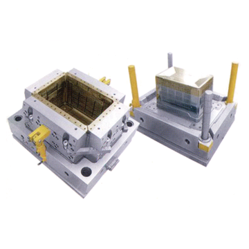 crate plastic injection molding maker