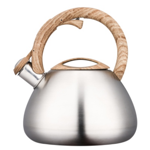 2.7L blue tea kettle