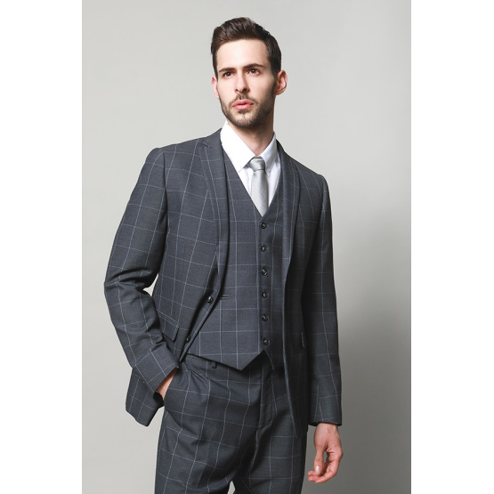 Men's 3Pc Set Jacket Suits