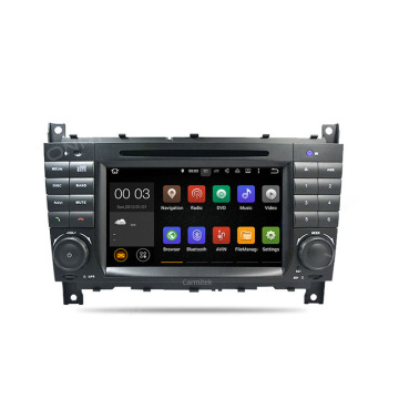 Mercedes Benz W203 Android navigation dvd