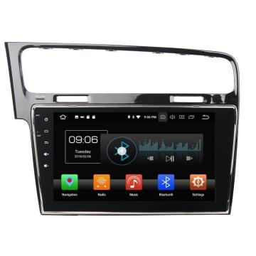android car multimedia for Golf 7 2015