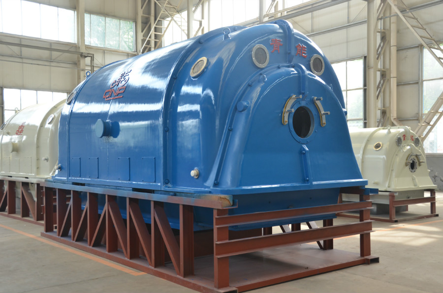 Steam Turbine Generator 4