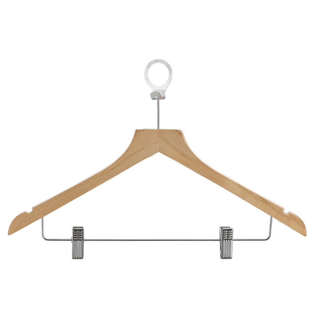 Apparel Hangers for Hotel