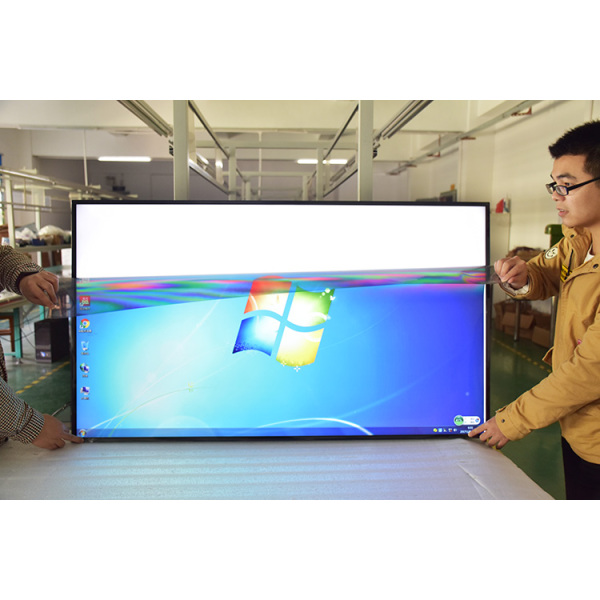 46 inch Transparent LCD Screen Without Polarizer Film