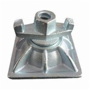 15/17 20/22 Slope Nut Waller Plate with Nut