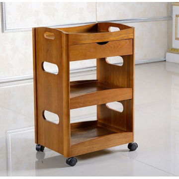 cheap beauty salon trolley with 3 layer