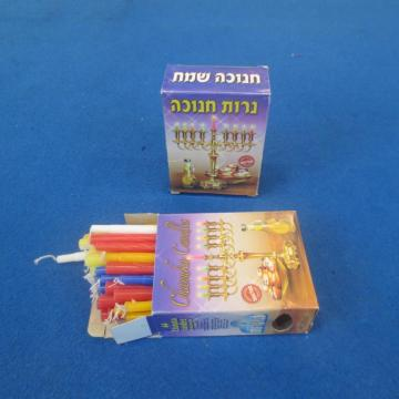 Israel market Box packing 3.8G Color Chankuah Candle