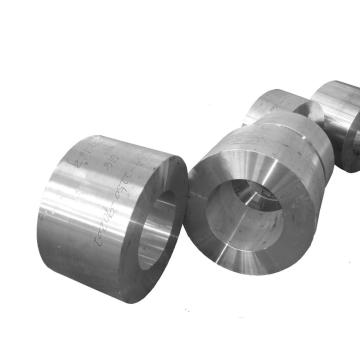 Cylinder sleeve steel forgings machined
