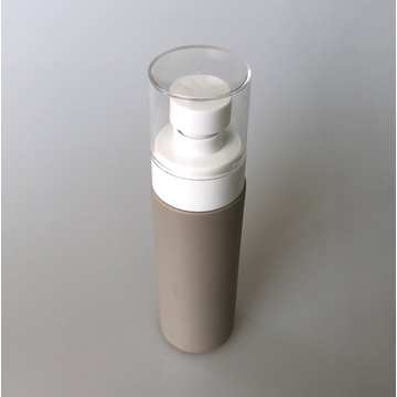 100ml HDPE bottle with lotion pump