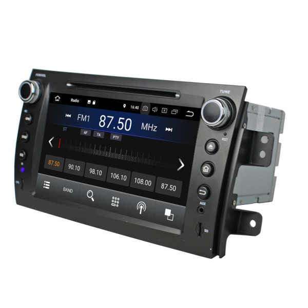 car navigation for SX4 2006