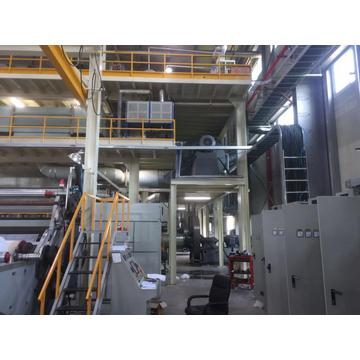 PP nonwoven extruder machine