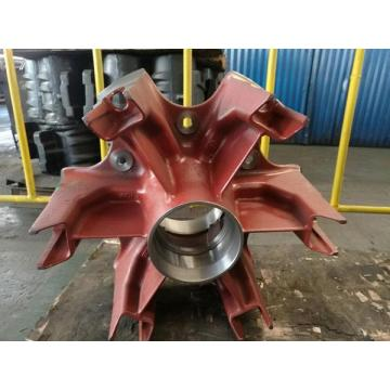Ductile Cast Iron Six Spider wheel Hub