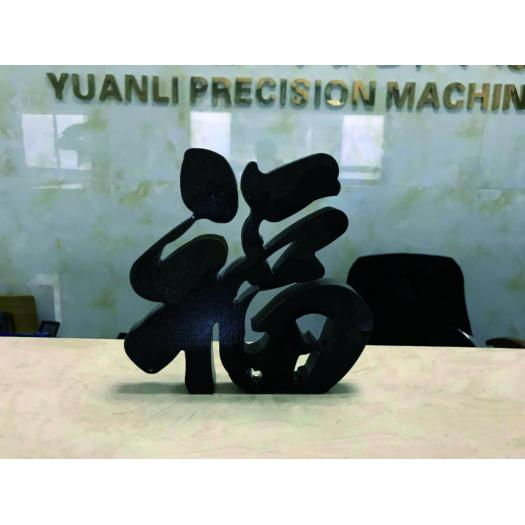 Factory price 5 axis metal water jet cutting