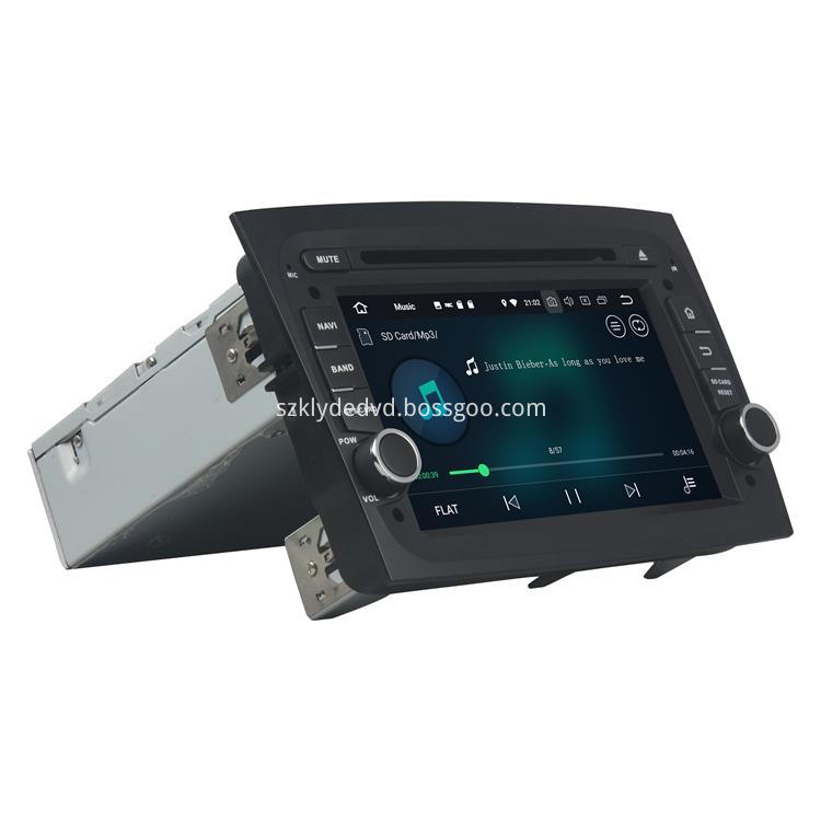 Android 8 0 Auto Radio For Dobol 2