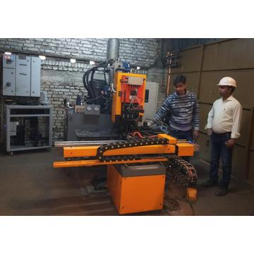 CNC Fast Punching Typing Machine