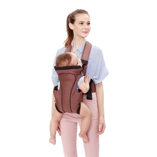 Solid Color Baby Carrier