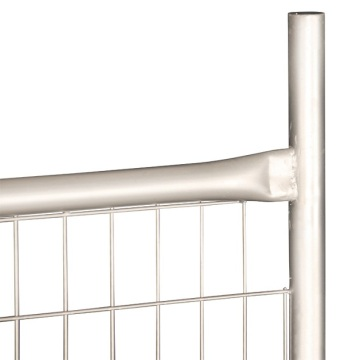 Convenient outdoors powder coating temporary fence(Anping supplier)