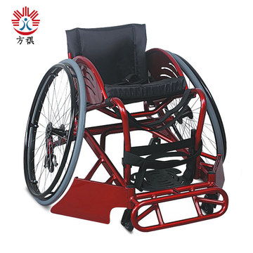 Rugby Offensive Aluminum Sport Wheelchair