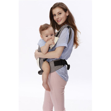 Easy To Put On Backpack Baby Carrier