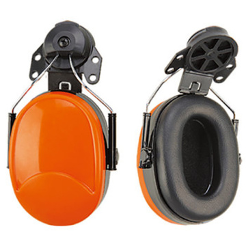 Safety Earmuff for Fit on Safety Helmet