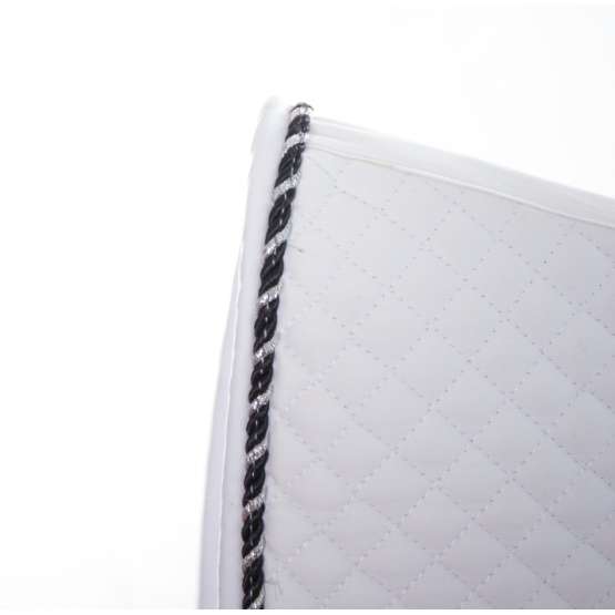 High Quality Quilted Horse Saddle Pad with Cord