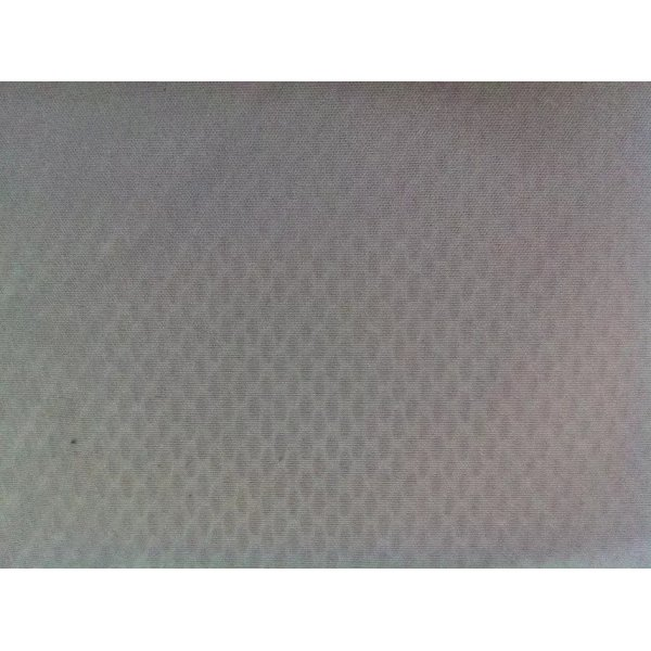Polyester shape emboss fabric