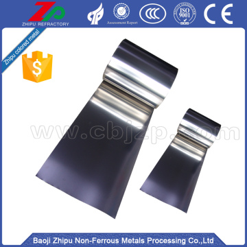 best price 0.08mm molybdenum strip