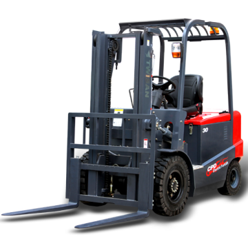 THOR 3000kg electric manual forklift truck
