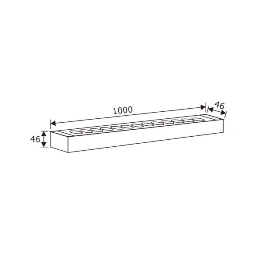 Linear Bright Star 18W LED Wall Washer