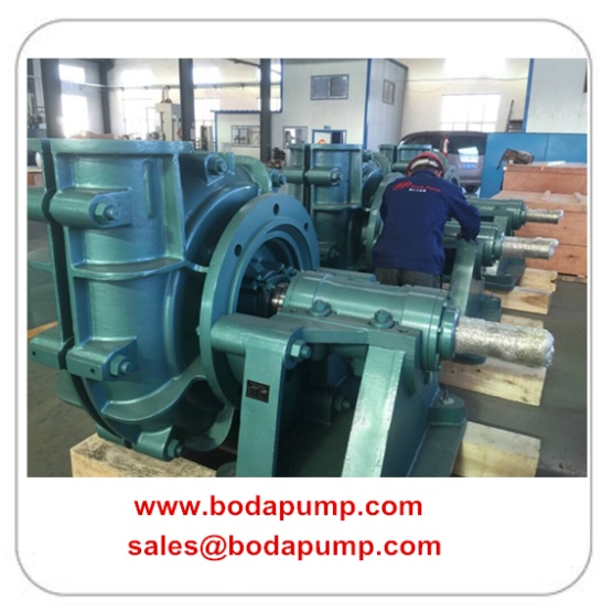 Centrifugal Sludge Mud Discharge Pump