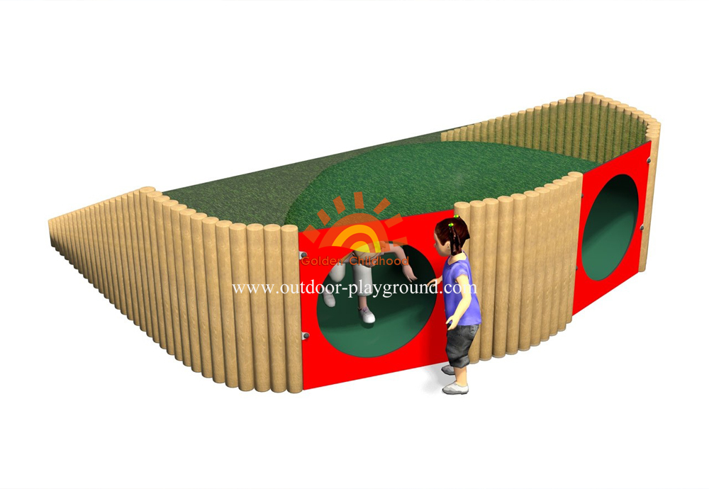 utube tunnel toddler playground for kids
