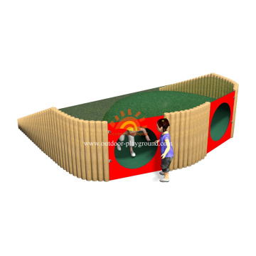 Toddler Outdoor Playground Equipment With Slide