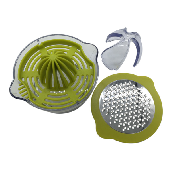 Multi Manual Hand Squeezer with Grater