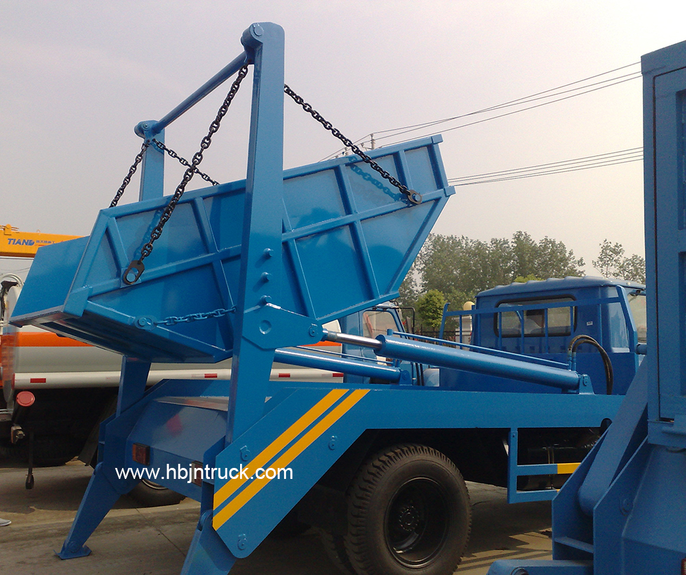 Dongfeng Swing Arm Garbage Truck
