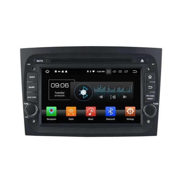 Oreo 8.0 car radio for Doblo 2016