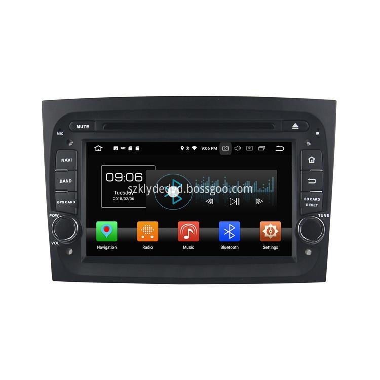 Android 8 0 Auto Radio For Dobol 1