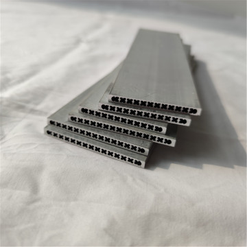 Aluminum Extruded MPE Tube Pipe