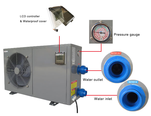 Customized Air Source Heat Pump
