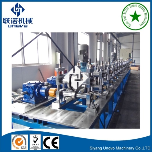 Strut metal c profile roll forming machine