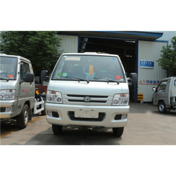 Brand New FOTON 3cbm small roll off garbage truck