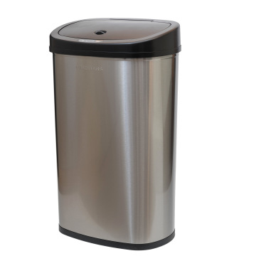 Household Stainless Steel 50L Special Designed Smart Garbage Bin