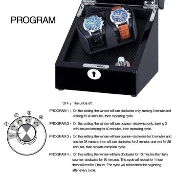 Single Rotor Watch Winder With Lock