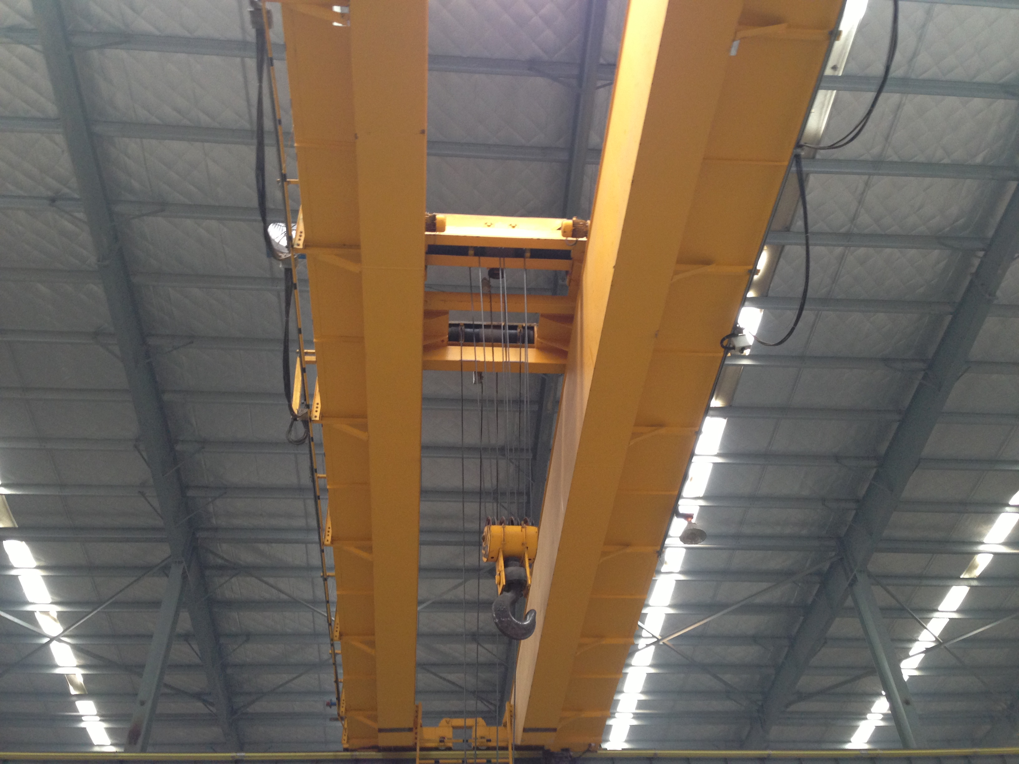 10Ton Workshop Overhead Crane
