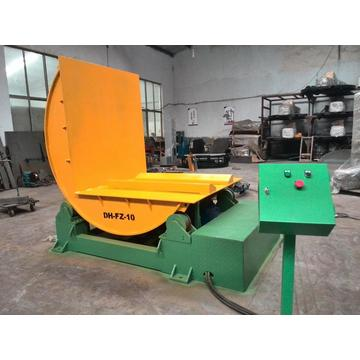 10t New Steel Coil Automatic Upender Tilter Machine